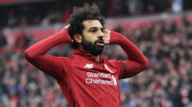 Pria Pembenci Islam Mualaf Gara-gara Bintang Liverpool Mohamed Salah
