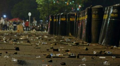 Dituding Polri Pemicu Kerusuhan Demo 4 November, Ini Pembelaan HMI
