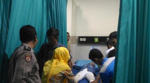Ibu Kandung Tusuk Perut Balitanya Pakai Pisau Dapur, Korban Terpaksa Dioperasi