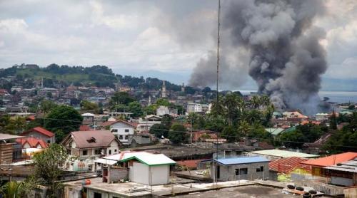 Wanita WNI dan 6 Anaknya Ditangkap di Filipina