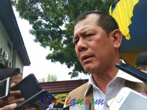 Riau Duduki Peringkat Kelima Karhutla Terluas di Indonesia