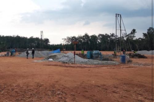 Bangun Gardu Induk di Kampung Merempan Hilir, PLN Belum Kantongi IMB