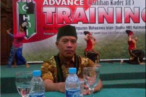 Mulyadi P Thamsir Terpilih Jadi Ketua Umum PB HMI Periode 2015-2017
