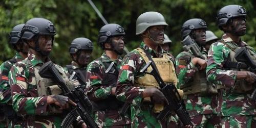 Pasukan Gabungan Temukan 15 Jenazah Korban Pembantaian KKB di Puncak Tabo