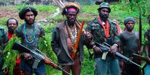 4 Warga Sipil Selamat dari Serangan KKB di Nduga, 2 Luka Tembak