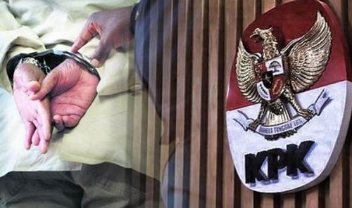 KPK Tahan Dua Tersangka Korupsi Jalan di Bengkalis