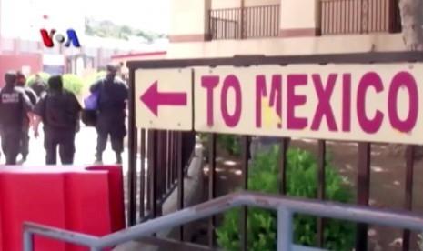 4.000 Migran Amerika Latin Tewas dan Hilang Saat Menuju AS