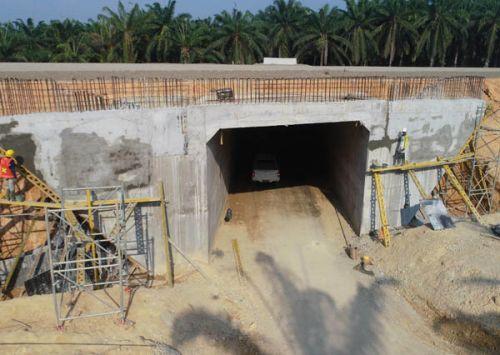 Tol Pekanbaru - Dumai akan Miliki 6 Terowongan dengan Lebar 25 Meter