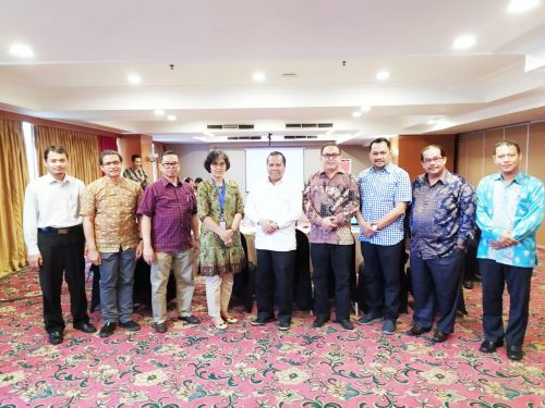 Bupati Irwan Harap AMIK Selatpanjang Jadi Salah Satu Kampus Terbaik di Riau