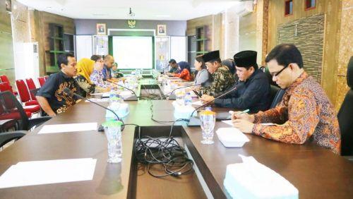 Bahas Soal DBD, Komisi III DPRD Kepulauan Meranti Raker Bersama Dinas Kesehatan