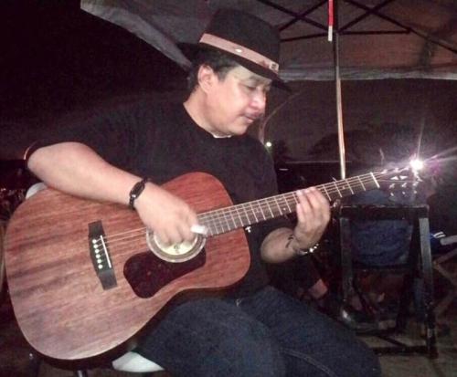 Melihat Sosok Dandun Wibawa, Pengamen Pengisi Opening dan Closing Ceremony PON XVIII Riau yang Kini Jadi Kabid Ekonomi Kreatif