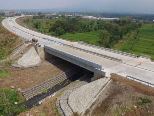 Tahun Ini Pembangunan Jalan Tol Pekanbaru - Padang Dimulai
