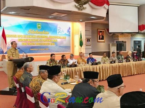 9 Usulan Pemprov Riau dalam RPJMN 2020-2024