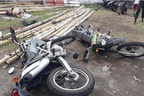 Gagal Terbang, Heli yang Ditumpangi Kepala BNPB Doni Monardo Tabrak 6 Kendaraan