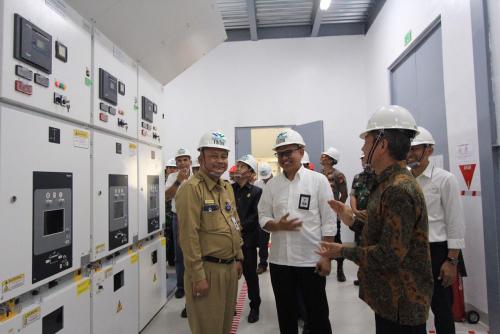 PT Wilmar Nabati Indonesia Resmi Jadi Pelanggan Tegangan Tinggi dengan Daya Terbesar di Riau