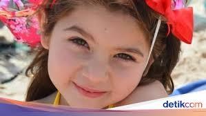 Bocah Cantik Asal Argentina yang Dilaporkan Ibunya Diculik Ditemukan Polisi di Tana Toraja