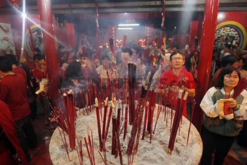 Tahun Babi Tanah, Doa Serupa Etnis Tionghoa untuk Bangsa Indonesia