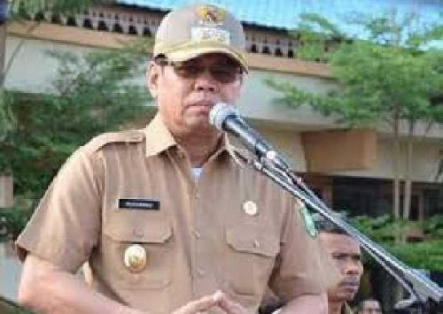 Wakil Bupati Bengkalis Dipanggil Ditreskrimsus Polda Riau Sebagai Tersangka Dugaan Korupsi PDAM di Inhil