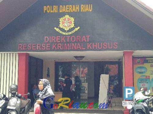 Tak Datang ke Ditreskrimsus Polda Riau Setelah Jadi Tersangka, Wakil Bupati Bengkalis akan Dipanggil Ulang