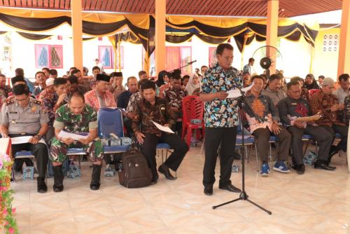 Kecamatan Bandar Laksamana Berharap Perhatian Khusus