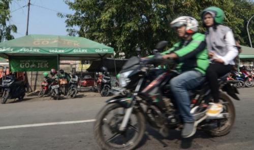 Permenkes PSBB Larang Ojek Online Bawa Penumpang, Hanya Boleh Angkut Barang
