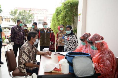 Bertambah 1 Pasien dari Kampar, Kasus Positif Covid-19 di Riau Jadi 12 Orang