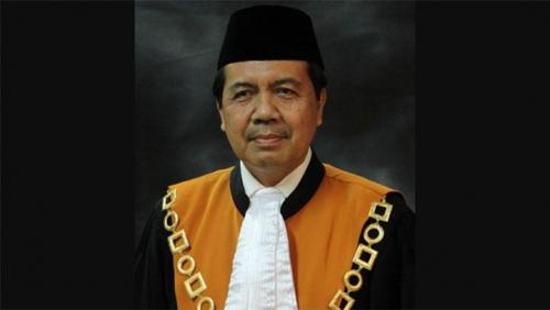 Muhammad Syarifuddin Terpilih Jadi Ketua MA Periode 2020-2025