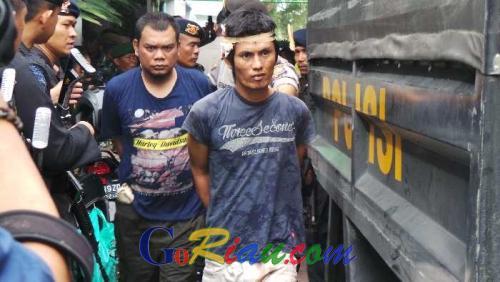 5 Polda di Sumatera Dilibatkan Dalam Pengejaran Ratusan Tahanan Rutan Sialang Bungkuk yang Melarikan Diri, 221 Orang Sudah Ditangkap