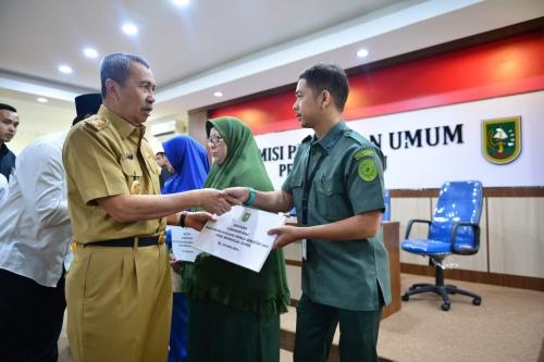 Puasa, ASN Pemprov Riau Dilarang Bermalas-malasan