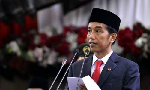 Luar Biasa, Jokowi Naikkan Tunjangan Babinsa 771 Persen, dari Rp310 Ribu Jadi Rp2,7 Juta Per Bulan