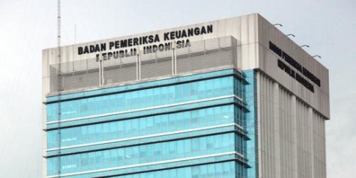BPK Temukan Pengendapan Uang Tilang