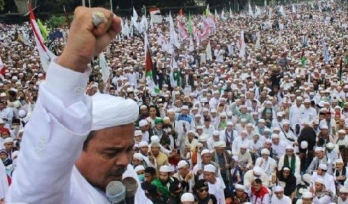 Kasus Chat Mesum Habib Rizieq Dikabarkan Dihentikan, Mabes Polri dan Polda Metro Saling Lempar Saat Dikonfirmasi