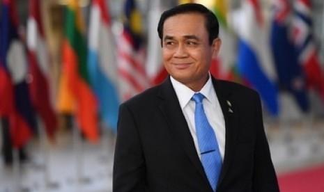 Prayut Chan-o-cha Terpilih Jadi Perdana Menteri Thailand