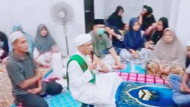 Berdakwah di Pedalaman Sumut, Ustaz Riza Azhari Syahadatkan 413 Orang