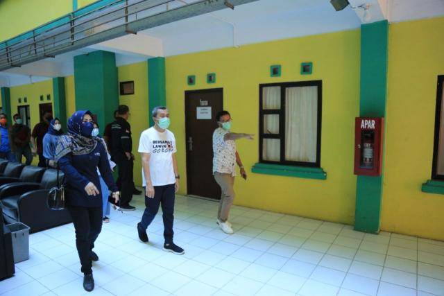 Riau Tambah 280 Tempat Tidur untuk Isolasi Mandiri Pasien Covid-19 dengan Gejala Ringan
