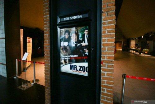 Bioskop di Pekanbaru Ditutup Hingga Agustus