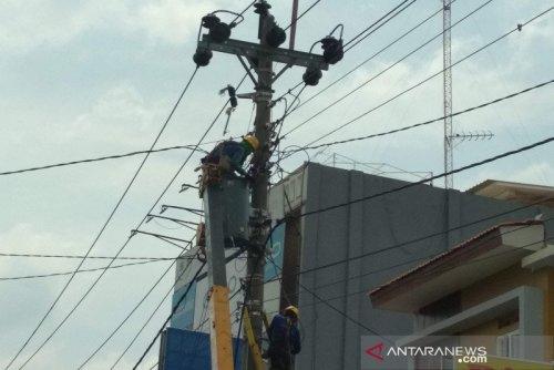 Pemko Pekanbaru Kehilangan 8.800 Meter Kabel Lampu Jalan