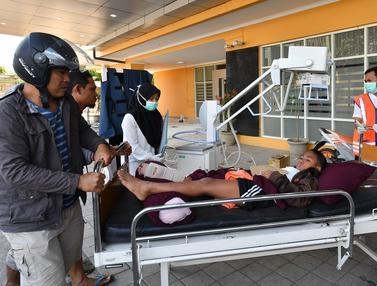 Korban Tewas Akibat Gempa Lombok Bertambah Jadi 91 Orang