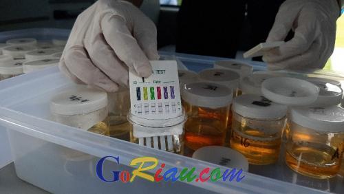 PNS Kuansing yang Ikut Diklatpim IV Harus Bebas Narkoba