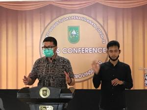 Berbahaya, dr Indra Yovi Belum Rekomendasikan Sekolah Tatap Muka di Riau