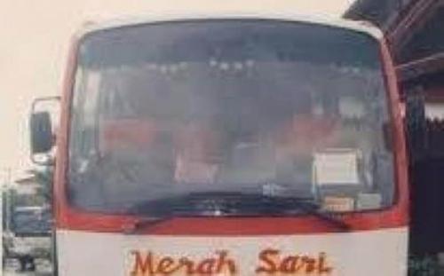 Inilah Foto-foto Bus Tempo Doeloe yang Pernah Berjaya di Pekanbaru