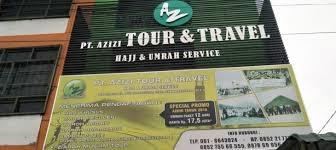 Tipu Calon Jamaah Umrah, Bos PT Azizi Tour Jadi Tersangka dan Buron