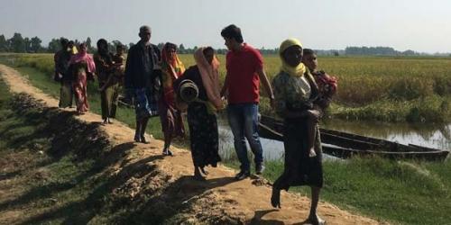 Myanmar Pasang Ranjau di Perbatasan Bangladesh untuk Cegah Kembalinya Muslim Rohingya