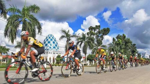 Tim Kuat Dunia Bakal Berebut Poin di Tour de Siak 2019