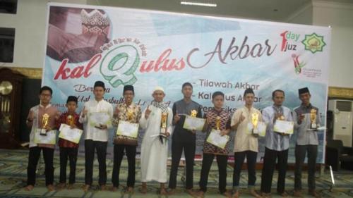 8 Orang Wakili Riau ke OPQ Internasional