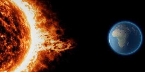 Badai Matahari Maha Dahsyat Diprediksi Segera Terjadi, Akibatnya Sangat Mengerikan bagi Kehidupan di Bumi