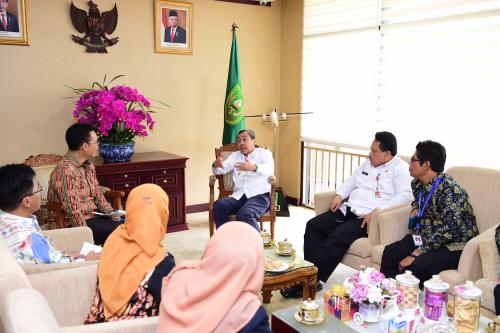 Milenial di Riau akan Diedukasi Tentang Pentingnya Keluarga Berencana
