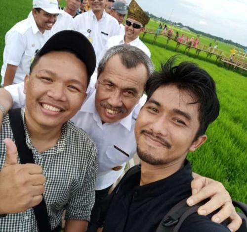Belasan Pemuda Asal Australia Akan Bertandang ke Agrowisata Bungaraya Siak