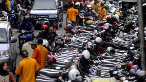 Sudah Capai Rp8,3 Miliar, Dishub Optimis Retribusi Parkir Capai Target