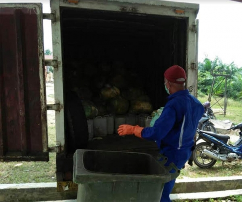 Sampah Medis RSUD Selasih Menumpuk, Begini Reaksi Anggota Dewan